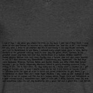 Design ~ Men's V-Neck T-Shirts by Canvas