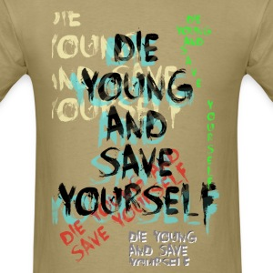 DYSY lyrics - Men's T-Shirt