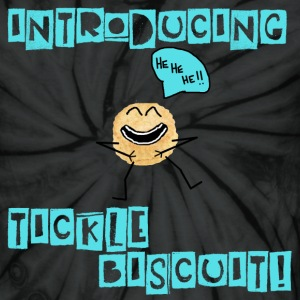 Introducing Tickle Biscuit - Unisex Tie Dye T-Shirt