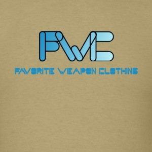 FWC logo and name - Men's T-Shirt