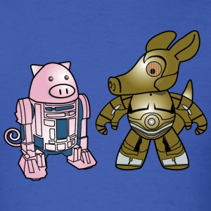 Star Wars: Squiggly and Aardvark - Men's T-Shirt