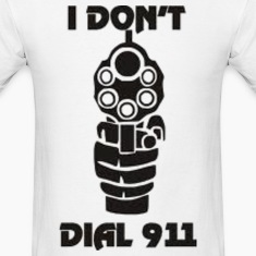 No 911 guns T-Shirts