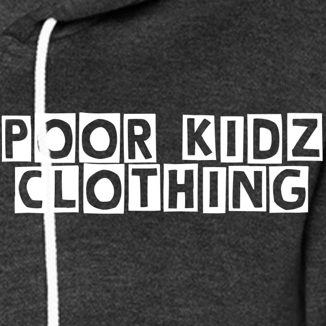 Poor Kidz Cutter Zip-Up Hoodie