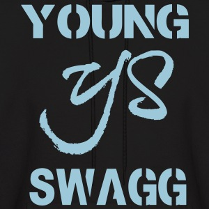 YOUNG SWAGG Hoodies - Men's Hoodie