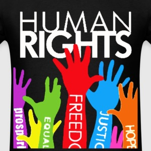 Human Rights - Men's T-Shirt