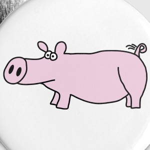 Pig Buttons - Large Buttons
