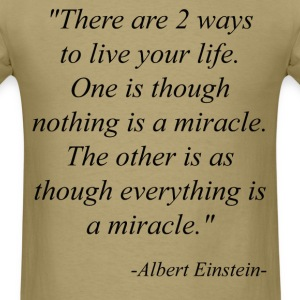 Miracle - Men's T-Shirt