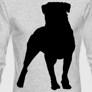 Rottweiler - Men's Long Sleeve T-Shirt by Next Level