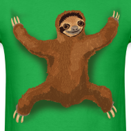 Design ~ Sloth Love Hug - Men's