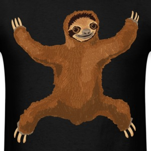 Sloth Love Hug Men's - Men's T-Shirt