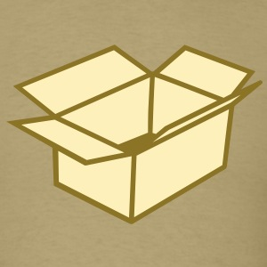 Cardboard box T-Shirts - Men's T-Shirt