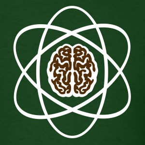 Atomic Brain 2c T-Shirts - Men's T-Shirt