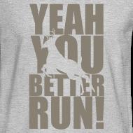 Design ~ Better Run Deer--Camo