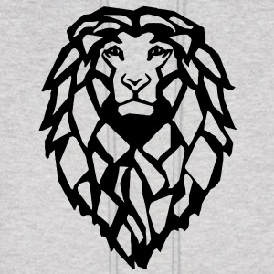 Lion Head Hoodies - Men's Hoodie