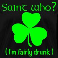 Design ~ Saint Who?--Neon