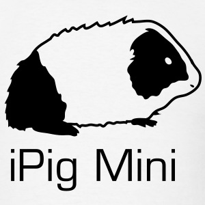 iPig Mini - Men's T-Shirt