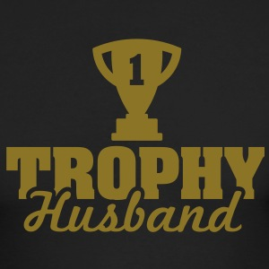 Trophy husband Long Sleeve Shirts - Men's Long Sleeve T-Shirt by Next Level