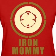 Design ~ Iron Mommy