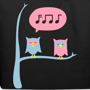 Cute Owls Bags  - Eco-Friendly Cotton Tote