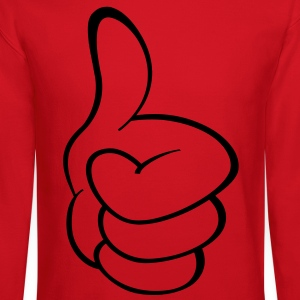 Mac Miller Thumbs Up Crewneck - Crewneck Sweatshirt