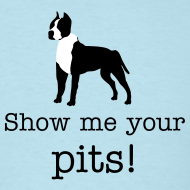 Design ~ Show me your pits!