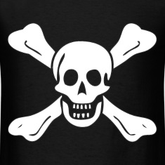 Richard Worley Pirate Flag T-Shirts