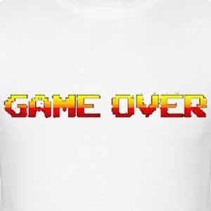 Game Over T-Shirts - Men's T-Shirt