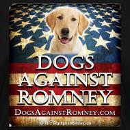 Design ~ Official Dogs Against Romney Labrador Retriever Women's Tee