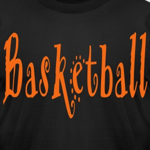 basketball1 T-Shirts - Men's T-Shirt by American Apparel