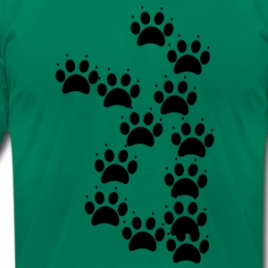animal_prints1 T-Shirts - Men's T-Shirt by American Apparel