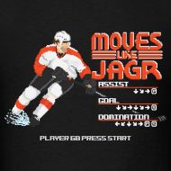 Design ~ Moves Like Jagr