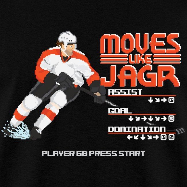 Moves Like Jagr