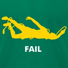 jumprope fail T-Shirts