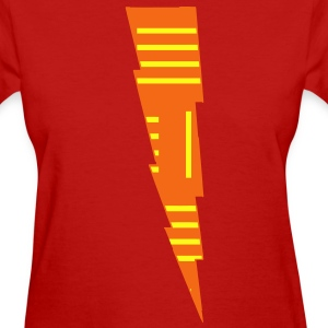 bolt_of_lightening31 Women's T-Shirts - Women's T-Shirt