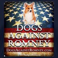 Design ~ Official Dogs Against Romney Corgie Women's Tee