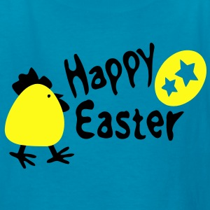 Happy Easter egg Children's T-Shirt - Kids' T-Shirt