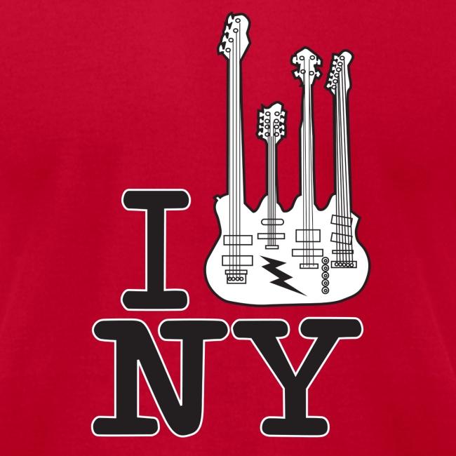 I Quad-Neck Guitar New York