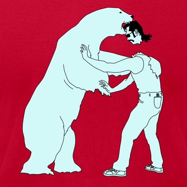 Mullethead vs Polar Bear