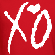 Design ~ CREW Love- XO Alternative Red