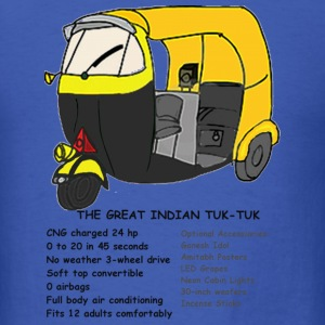 TukTuk T-Shirts - Men's T-Shirt