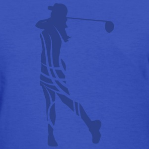 Golf tribal T-shirt - Women's T-Shirt