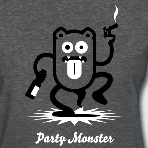 Partymonster / Party Monster  No.1_2c Women's T-Shirts - Women's T-Shirt