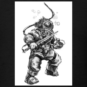 Deep Sea Diver Shirt - Men's T-Shirt