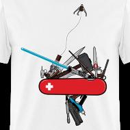 Design ~ swiss army geek