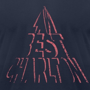 Holy Trinity: Law, Best, Charlton T-Shirts - Men's T-Shirt by American Apparel