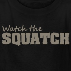 Watch The Squatch (Camo) - Kid's