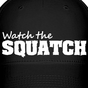 Watch The Squatch (White) - Cap - Baseball Cap