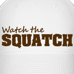 Watch The Squatch (Brown) - Cap - Baseball Cap