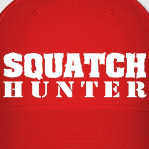 Squatch Hunter (White) - Cap - Baseball Cap