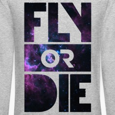 Fly or Die Long Sleeve Shirts